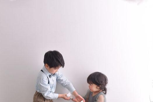 伊丹市 5歳男の子 七五三