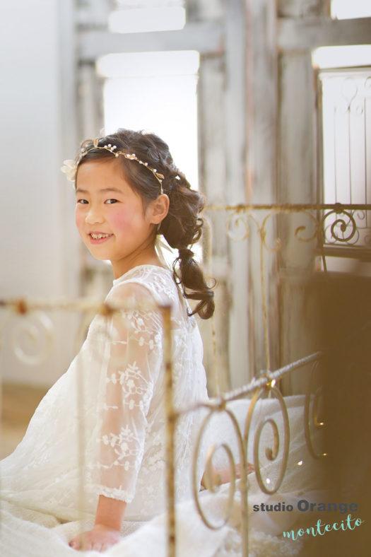 宝塚市 7歳女の子 七五三