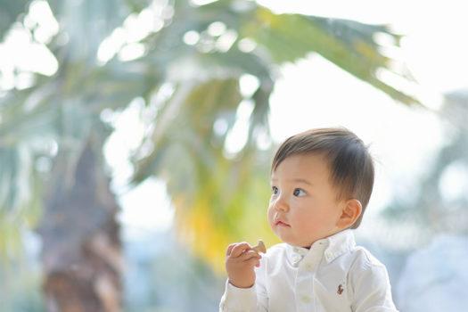 西宮市 1歳男の子 お誕生日