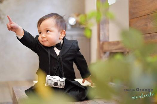 西宮市 1歳男の子 バースデー