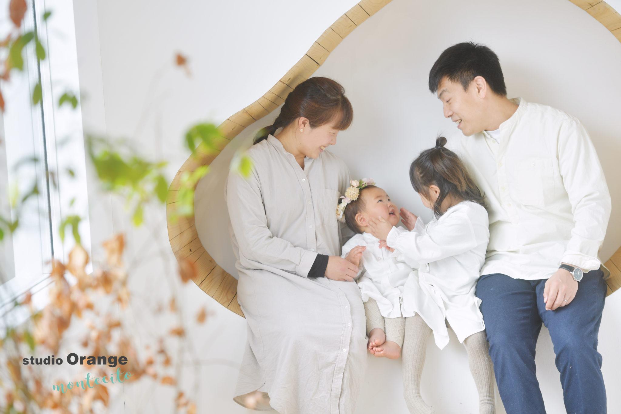 宝塚市 1歳女の子 お誕生日