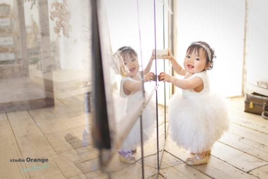 川西市 1歳女の子 バースデー