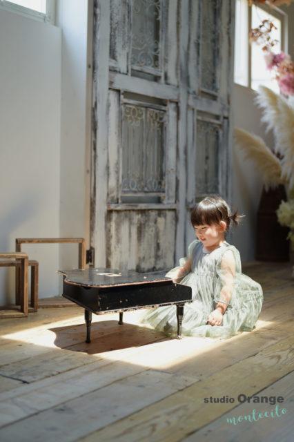 お誕生日 2歳 女の子 ピアノ