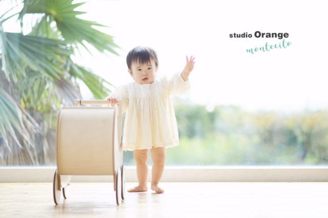 バースデーフォト 誕生日 宝塚市 写真館 スタジオオレンジモンテシート